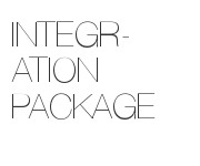 Integration banner